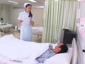 Sæd undersøkelse 3, et studio som produserer noen ganger underlig japanske pornografi. I denne, det er en sæd eksamen klinikk, og sykepleiere eneste jobb er å prøve å få sæd prøver hver mulig metoden, som selvsagt krever noen intense seksuell stimulering.