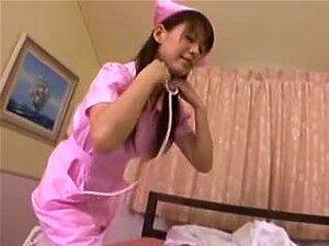 Japansk sykepleier rollespill,